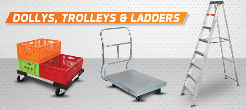 Dollys Trolleys and Ladders